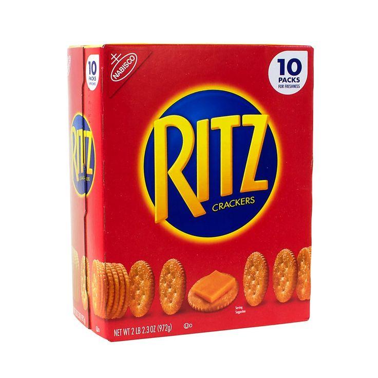 Nabisco Ritz Crackers, 2-Lb Box