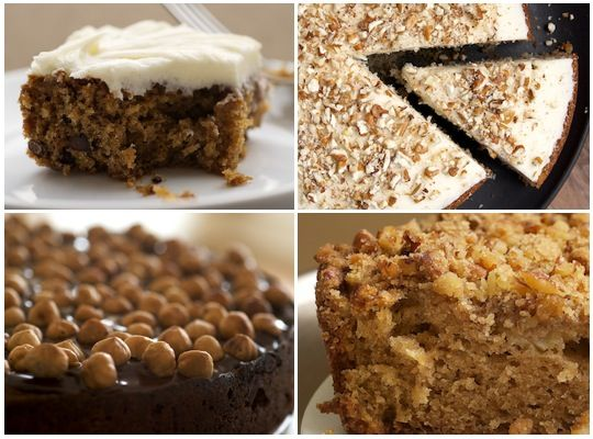 A round up of oh-so-easy one-layer cakes atBake or Break is a tempting reason to carve out a little kitchen time.