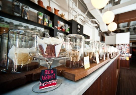 """I wrote this article for USA Today that touches on some of the 'Hidden' gems in DC. From historic Eastern Market to the College Park Aviation Museum, I love each of these spots and so does my family. Pictured is """"Baked and Wired"""" an AMAZING bakery and coffee stop."""