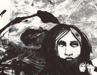 IIDA KAUPPINEN: Taidegrafiikka / Printmaking 2012