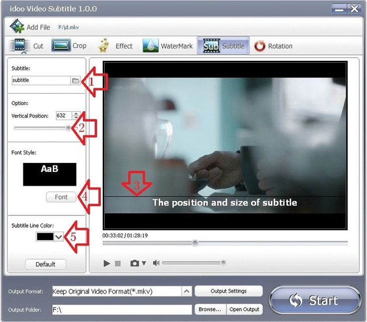 how to add subtitle to video.