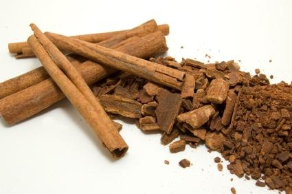 Cinnamon will thin the blood but sprinkling it on toast won't hurt you.