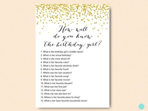 BP46-how-well-know-birthday-girl-gold-confetti-birthday-party-game