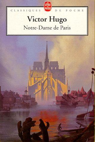 Notre-Dame de Paris (Victor Hugo)1831 retrace l'histoire d'une multitude de personnes typiques d'un Paris médiéval de 1482