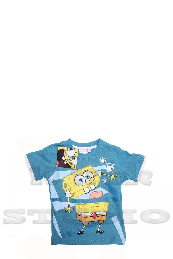 Nice T-shirt model 30211 Spongebob Check more at http://www.brandsforless.gr/shop/kids/t-shirt-model-30211-spongebob/