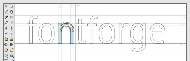FontForge is a free and open source font editor brought to you by a community of fellow type lovers #type #font #design