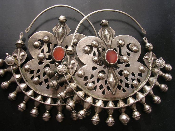 tribal indian jewellery
