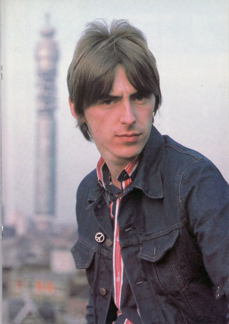 Paul Weller (b.1958) English songwriter (The Jam, The Style Council)
