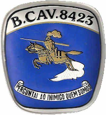 2º Companhia de Cavalaria do Batalhão de Cavalaria 8423 Angola
