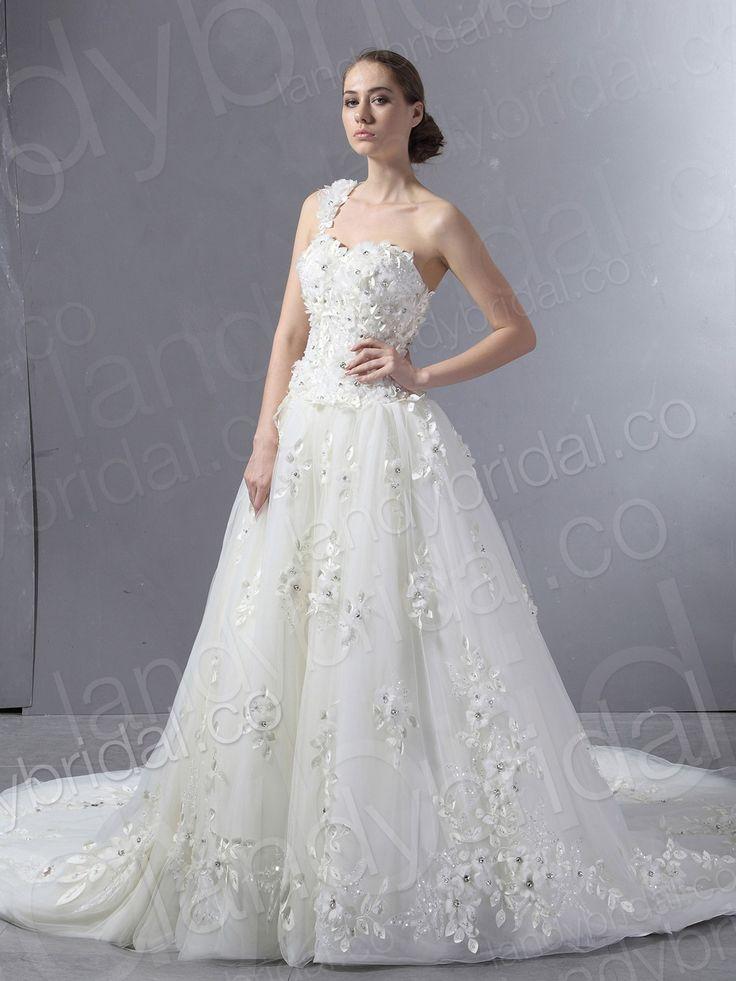 263 besten Wedding Dresses Bilder auf Pinterest | Hochzeitskleider ...