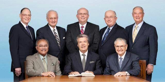 Membros do corpo governante·♡