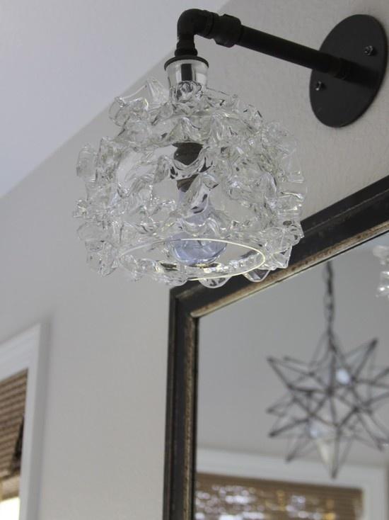 1000 images about over mirror bathroom vanity wall lights on pinterest bathroom lighting. Black Bedroom Furniture Sets. Home Design Ideas