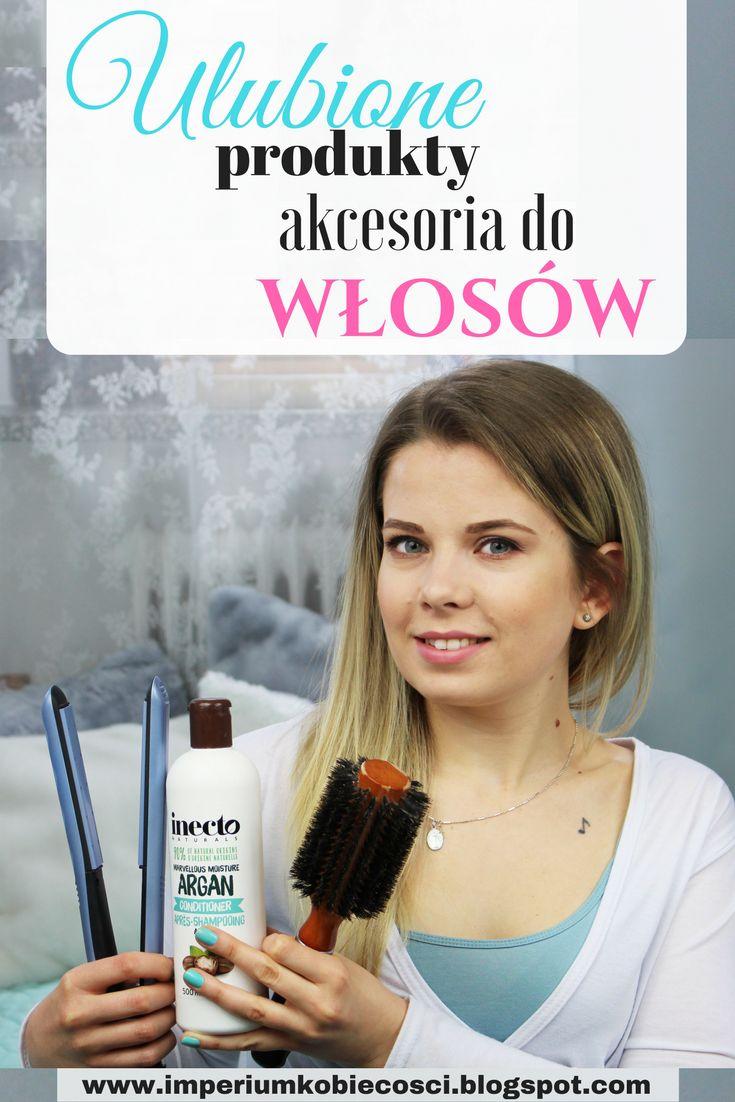Ulubione produkty i akcesoria do włosów zapewniające pielęgnacje, ułatwiające stylizacje fryzur :)