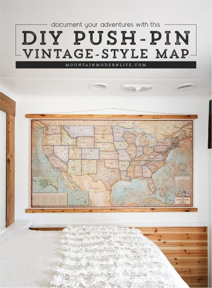 document-your-adventures-with-diy-push-pin-vintage-style-map-mountainmodernlife-com