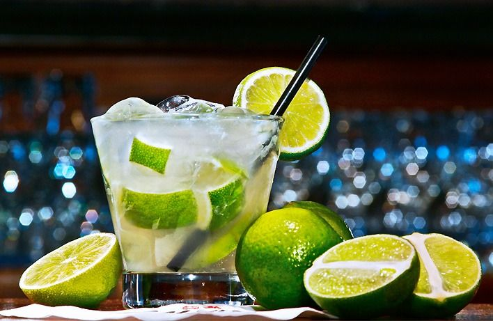 """cocktailspassion: """" CAIPIRINHA Less is definitely more; Brazil's national cocktail is one of simplistic perfection. Made with cachaça (a spirit distilled from fermented sugar cane), sugar and lime..."""
