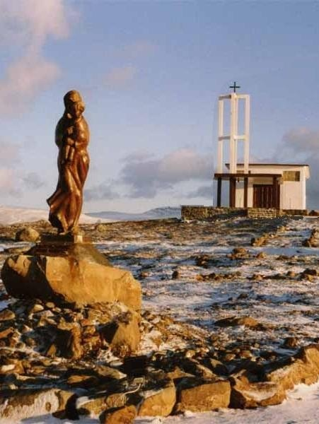 Notre-Dame des Vents,  Port-aux-Français, Territory of the French Southern and Antarctic Lands