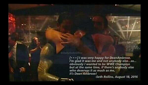 #SethRollins #DeanAmbrose #TheShield #WWE