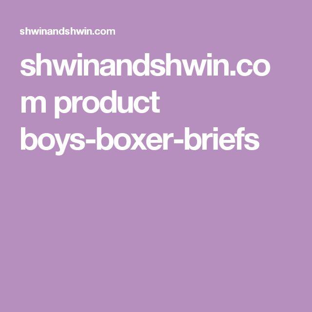 shwinandshwin.com product boys-boxer-briefs