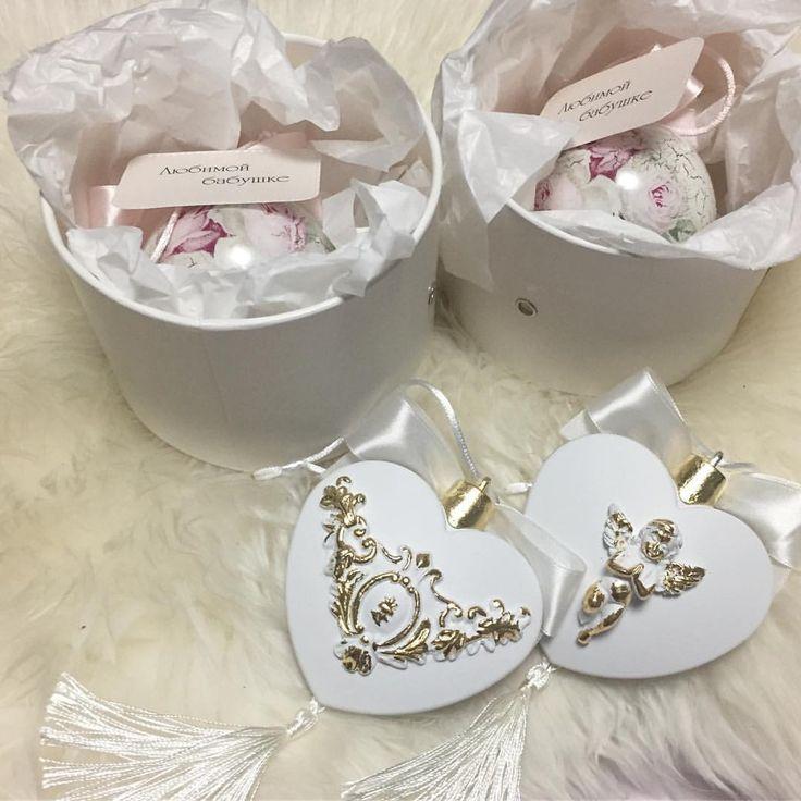 20 отметок «Нравится», 1 комментариев — Ольга Лаврова (@olga_lavrova82) в Instagram: «Очередной заказ для одной милой девушки готов #новыйгод #подарокнановыйгод #подарок…»