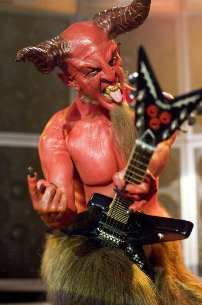 ''Tenacious D in the Pick of Destiny'', 2006