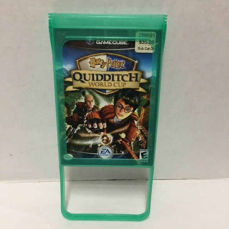 Harry Potter Quidditch World Cup Nintendo Gamecube 2003 In 2020 Gamecube Harry Potter Quidditch Quidditch