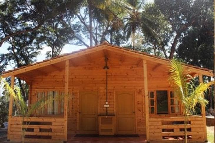 Wooden Coffee Homestay In Coorg