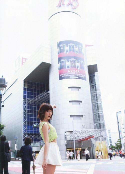 島崎遥香   Haruka Shimazaki #AKB48