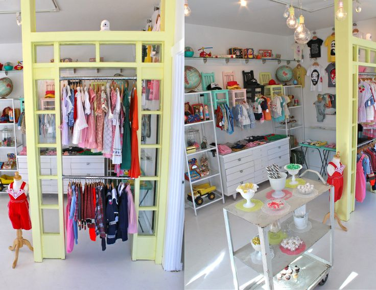 Take a look at how this children's vintage shop owner took a 319 sq ft shop and turned it into a bon-bon! TGtbT.com says lots of visual lessons here for consignment and resale shopkeepers!