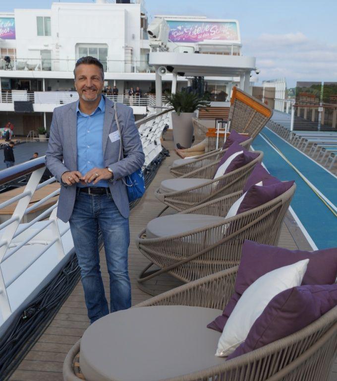 Die Neue Mein Schiff 2 Von Tui Cruises Kabinen Suiten