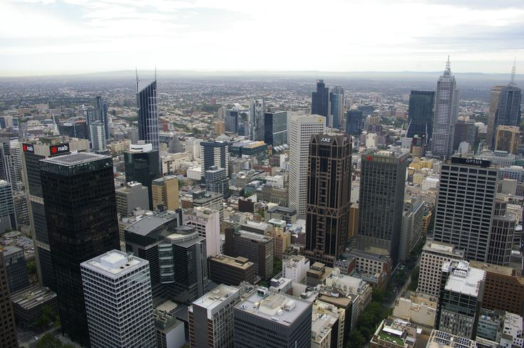 Melbourne CBD We really ought to be busy. But we live in Melbourne Australia so we want to spread our view of the city - http://www.rankwell.com.au/