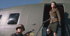"""Diana Bang from """"The Interview"""""""