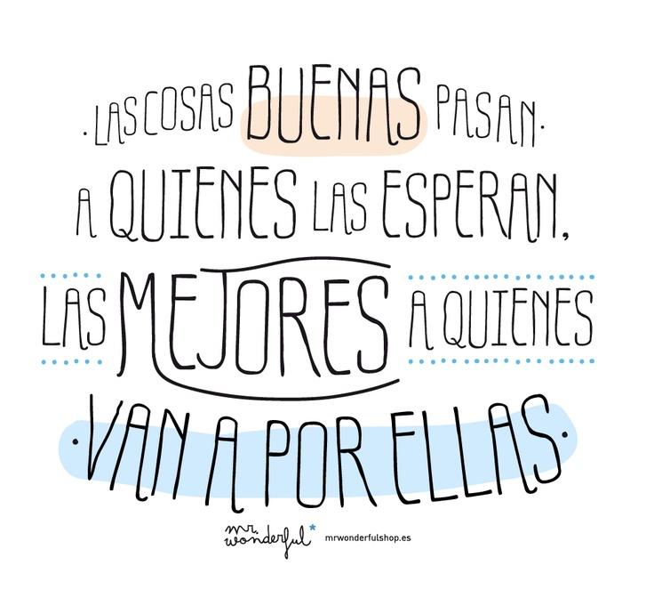 Mr. Wonderful « El blog de Pilar Canalejo