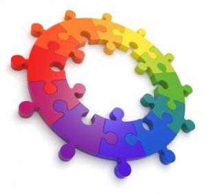 unique color wheel - Google Search