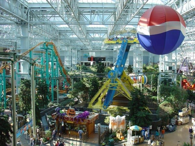 30 Surprising Facts About The Mall Of America