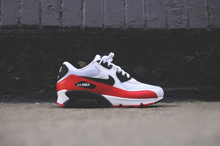 Air Max 90 ((White|Red|Black) #theshoe