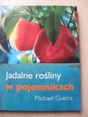 jadalne rośliny w pojemnikach - Michel Guerra Kaniów - image 1