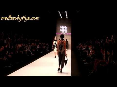 SALLE DE MODE  на Mercedes Benz Fashion Week Russia осень   зима  2016  ...