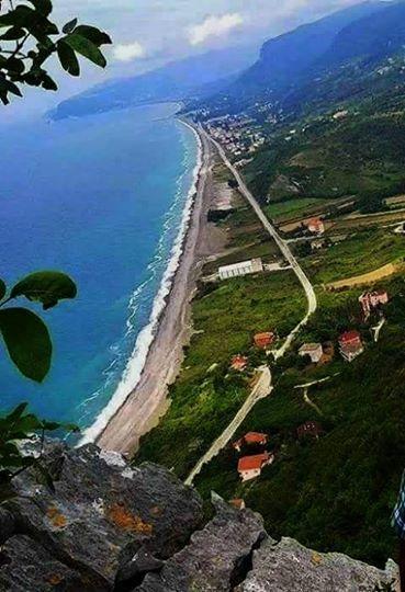 Kastamonu sea side, Turkey