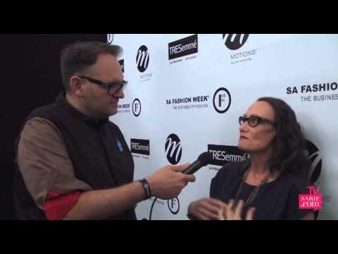 Amanda Laird Cherry by SA Modeweek