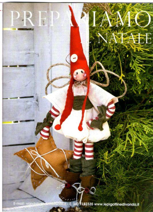 Gallery.ru / Фото #48 - Cose per creare Natale Bambini - tani211