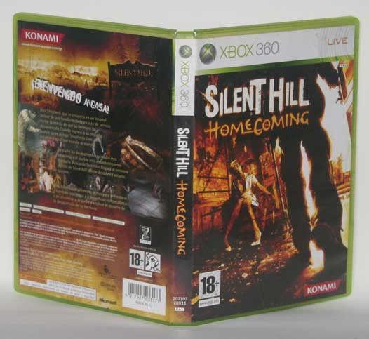 Silent Hill Homecoming Xbox 360 http://videojuegosz.com/xbox-360/1257-silent-hill-homecoming-xbox-360.html