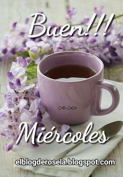 Gracias mi Señor por regalarnos éste lindo y nuevo amanecer ... Un buen miércoles para todos   CACG  www.facebook.com/elblogderose...