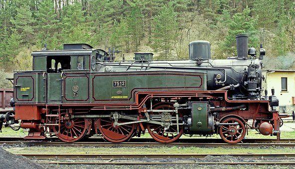 Locomotive À Vapeur, Prussien, T11