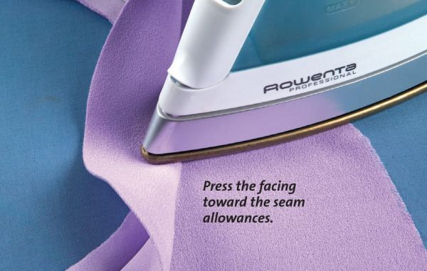 Discover two more understitching methods in this Web extra from SewStylish Fall 2014.