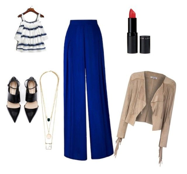 """""""Stephanie's outfit for work"""" by maggiesitek on Polyvore featuring Glamorous and New Look"""