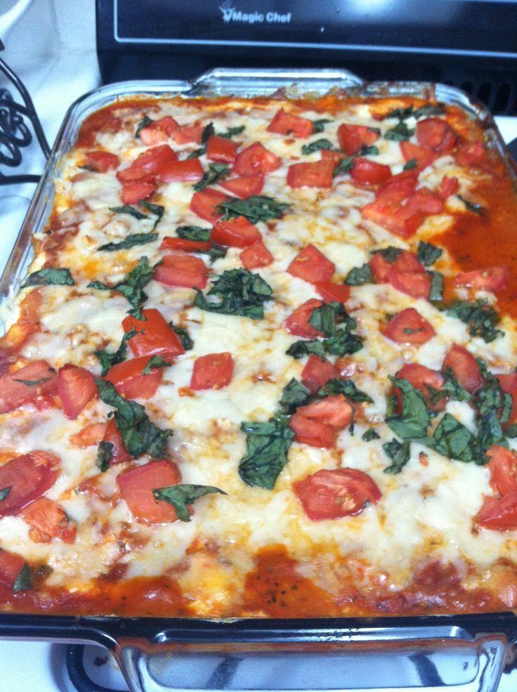 Zucchini Lasagna !!!