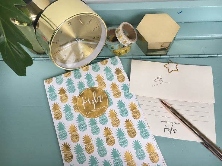 Stunning  personalized journals and notepads available in a wide range of junglalow Stationery range personalize online www.macaroon.co.za - macaroon is in full bloom and on trend this season