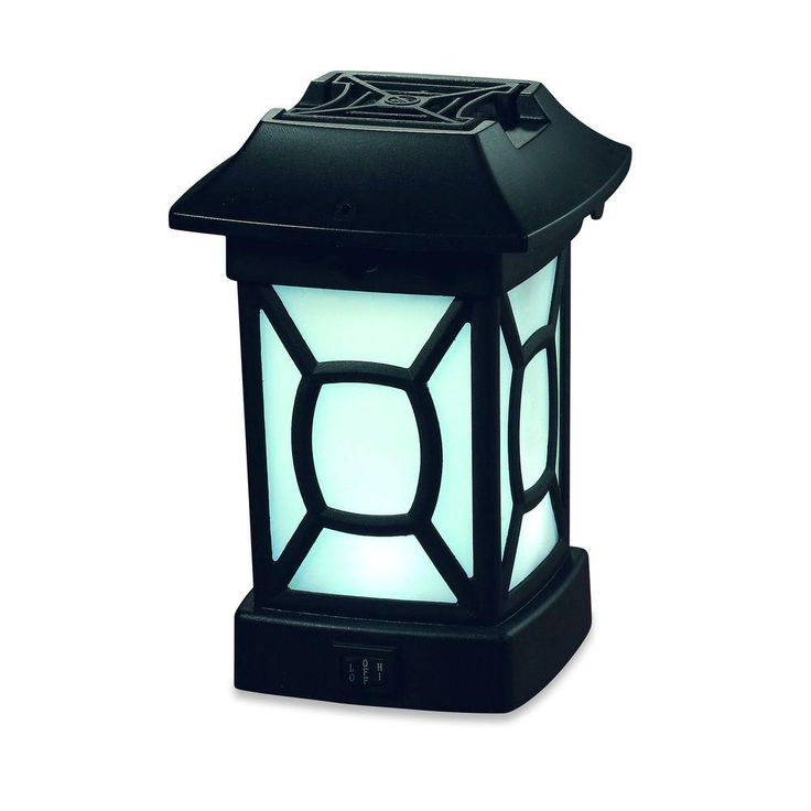 ThermaCELL Mosquito Repellent Patio Lantern-MR-9W at The Home Depot $24.92