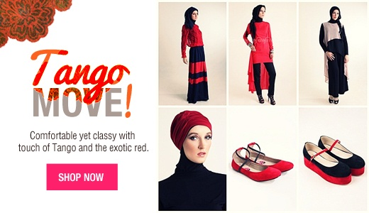 """""""Comfortable yet classy with touch of Tango and the exotic red"""" - Read the fashion tips on http://tmblr.co/Zds7Xvg9hhEX #FashionTips #StylingTips"""
