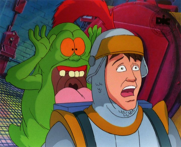 The Real Ghostbusters, 80s cartoon